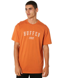 ORANGE MENS CLOTHING HUFFER TEES - MTE91S26.342ORG