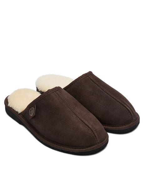 CHOCOLATE WOMENS FOOTWEAR UGG AUSTRALIA UGG BOOTS - SCIANCHOC