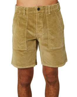 ALMOND MENS CLOTHING RHYTHM SHORTS - JAN19M-WS01-ALM
