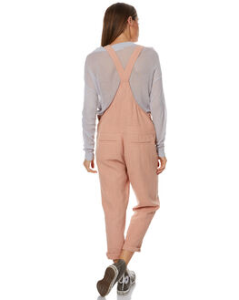 BLUSH WOMENS CLOTHING AUGUSTE PLAYSUITS + OVERALLS - AMH1-17244-PPPP