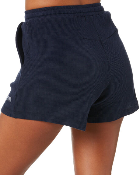 NAVY WOMENS CLOTHING RPM SHORTS - 20PW20BNVY