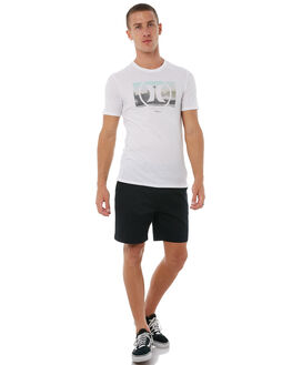 WHITE MENS CLOTHING HURLEY TEES - AMTTRDF10A