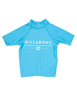 NEW BLUE SURF RASHVESTS BILLABONG TODDLER BOYS - 7771010N07