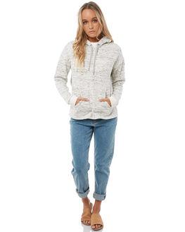 METRO HEATHER WOMENS CLOTHING ROXY JUMPERS - ERJFT03693TENH