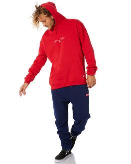 DARK NAVY MENS CLOTHING STUSSY PANTS - ST086601DNVY
