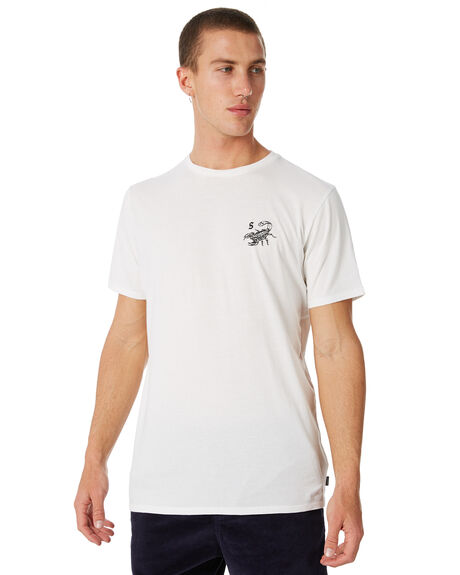 OFF WHITE OUTLET MENS SWELL TEES - S5184014OFFWH