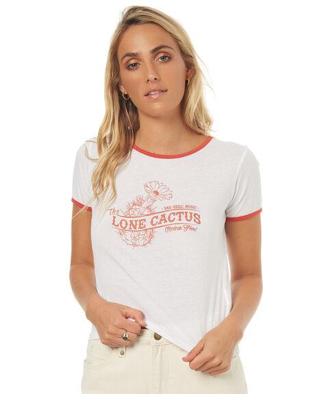 MULTI WOMENS CLOTHING MINKPINK TEES - MP1706003MULTI1