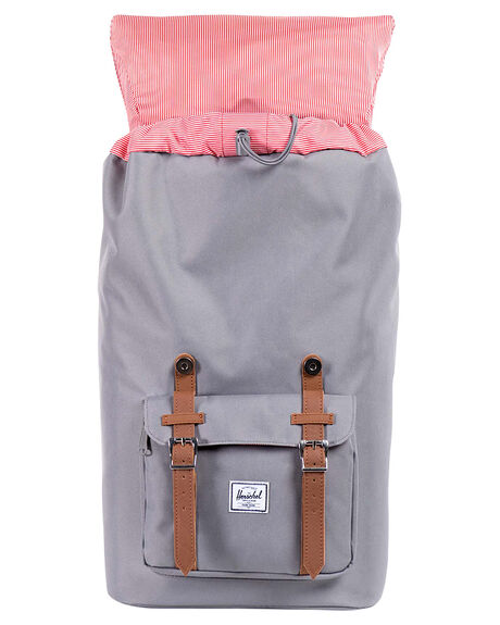 GREY MENS ACCESSORIES HERSCHEL SUPPLY CO BAGS - 10014-00006-OSGRY2