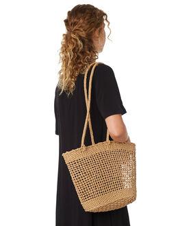 STRAW WOMENS ACCESSORIES RHYTHM BAGS + BACKPACKS - ACC00W-BG03-STR
