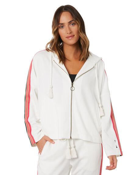 WHITE WOMENS CLOTHING THE UPSIDE ACTIVEWEAR - USW121039WHT