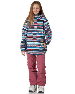 JET BLACK BOARDSPORTS SNOW RIP CURL GIRLS - SKJAO44284