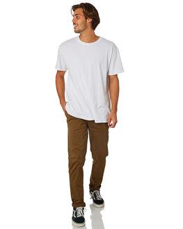 FIELD GREEN MENS CLOTHING GLOBE PANTS - GB01216010FDGRN