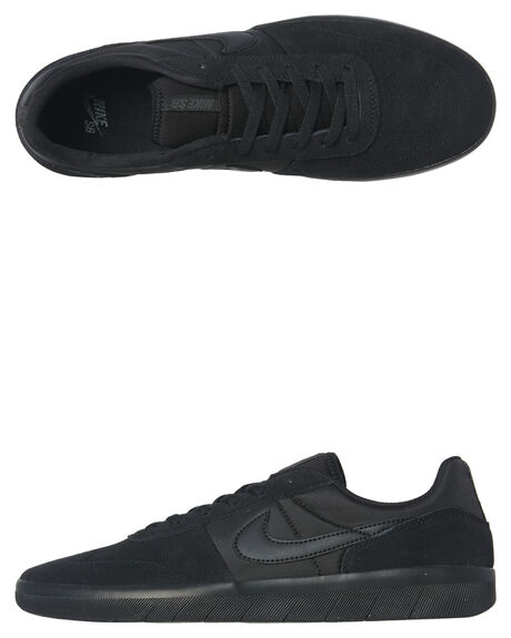 huge selection of 85843 7098e Nike Sb Team Classic Shoe - Black Black | SurfStitch