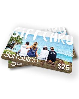 25 GIFT CARDS  SURFSTITCH  - SUMMERGIFT25