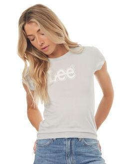 VIOLET DAWN WOMENS CLOTHING LEE TEES - L-651489-DV7