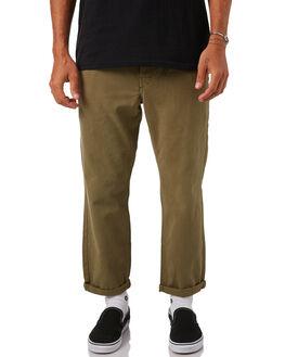 KHAKI MENS CLOTHING THE CRITICAL SLIDE SOCIETY PANTS - PT1810KHA