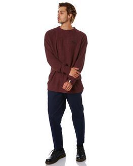 GRAPE MENS CLOTHING THE CRITICAL SLIDE SOCIETY JUMPERS - FC1877GRAPE