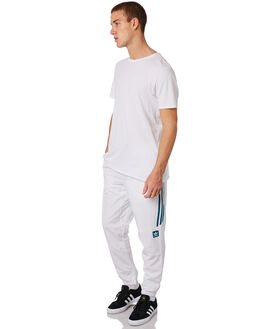 WHITE MENS CLOTHING ADIDAS ORIGINALS PANTS - DN9759WHI