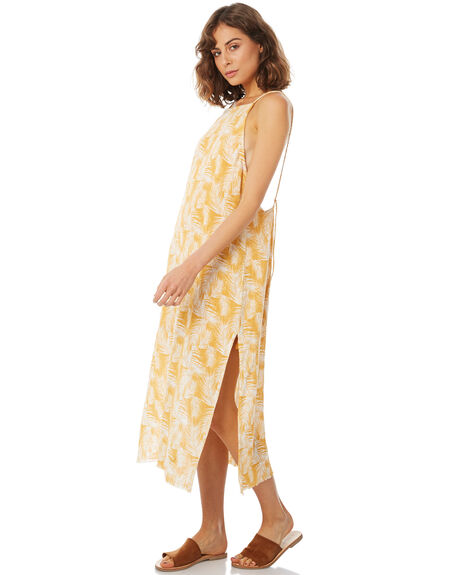 HONEY PALM WOMENS CLOTHING RUE STIIC DRESSES - SA18-28-HP-Y-HONP