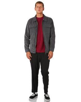GREY MENS CLOTHING NO NEWS JACKETS - N5183381GREY