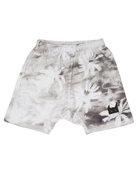 WHITE KIDS BABY MUNSTER KIDS CLOTHING - MI181TR01SWHT