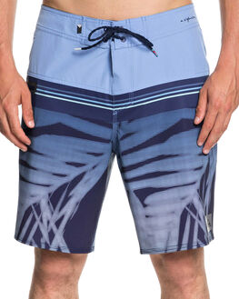 MEDIEVAL BLUE MENS CLOTHING QUIKSILVER BOARDSHORTS - EQYBS04040BTE6