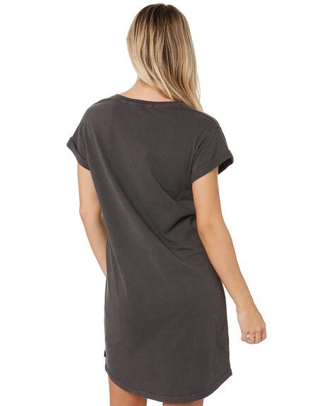 COAL WOMENS CLOTHING SILENT THEORY DRESSES - 6054005COAL