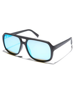 GREY BLUE MENS ACCESSORIES ELECTRIC SUNGLASSES - EE16701062GRYBL