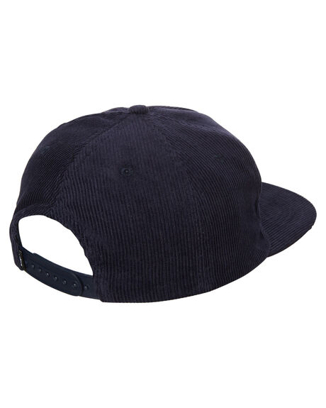 NAVY OUTLET MENS STUSSY HEADWEAR - ST771004NVY