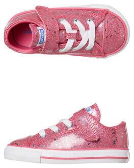 MOD PINK KIDS GIRLS CONVERSE FOOTWEAR - 765110CMPNK