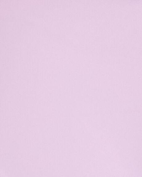 LAVENDER WOMENS SWIMWEAR RVCA BIKINI BOTTOMS - RV-R408822-LAV