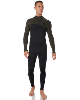 BLACK DARK OLIVE SURF WETSUITS O'NEILL STEAMERS - 4970CW5