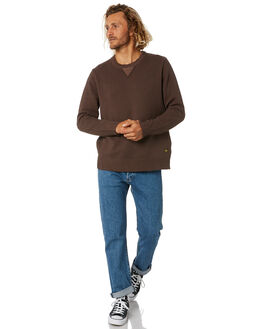 HICKORY MENS CLOTHING DEPACTUS KNITS + CARDIGANS - D5194146HIKRY