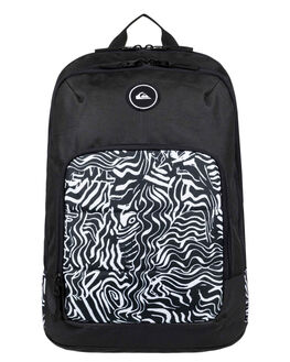 WHITE MENS ACCESSORIES QUIKSILVER BAGS + BACKPACKS - EQYBP03497-WBB0