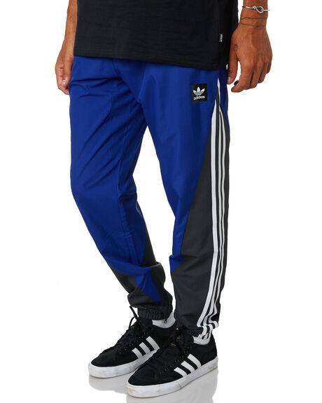 ACTIVE BLUE MENS CLOTHING ADIDAS PANTS - DW3649ACBLU
