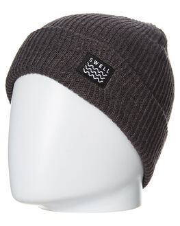 GREY MARLE MENS ACCESSORIES SWELL HEADWEAR - S51731764GRY