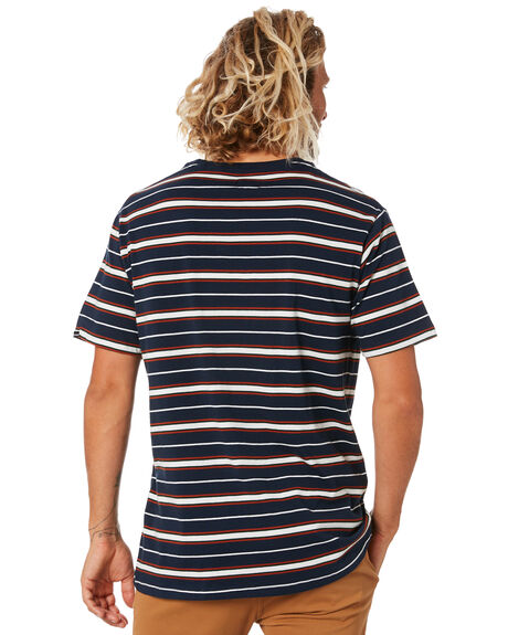 NAVY MENS CLOTHING ST GOLIATH TEES - 4351041NAVY