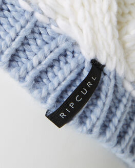 LIGHT BLUE WOMENS ACCESSORIES RIP CURL HEADWEAR - GBNCI11080