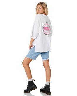 MULTI WOMENS CLOTHING TWIIN TEES - IE19F1014MUL