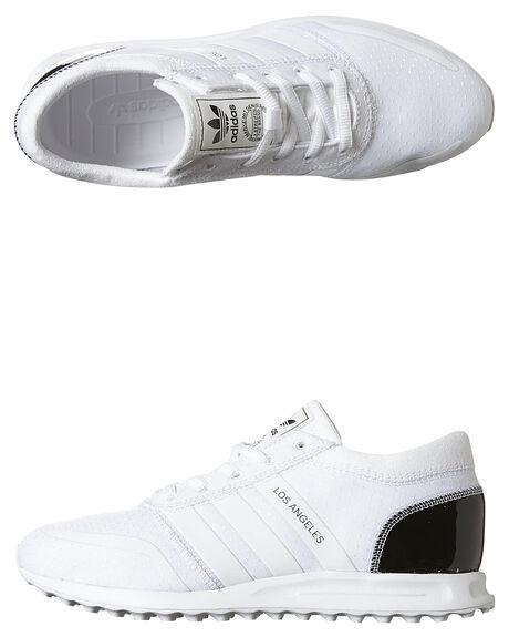 WHITE BLACK WOMENS FOOTWEAR ADIDAS ORIGINALS SNEAKERS - S79765WHI