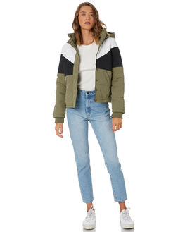 MULTI WOMENS CLOTHING ALL ABOUT EVE JACKETS - 6433024MULTI
