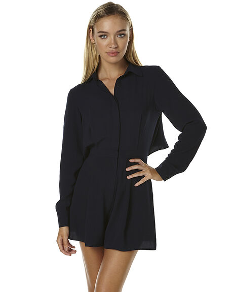 1b7ae63f723 The Fifth Label Pave The Way Womens Playsuit - Navy
