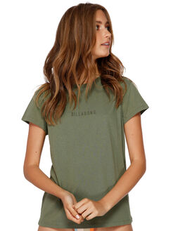 BOYSCOUT WOMENS CLOTHING BILLABONG TEES - BB-6591132-BSC