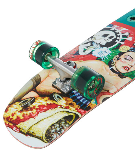 RED GREEN BOARDSPORTS SKATE DUSTERS COMPLETES - 10531479MUTLI