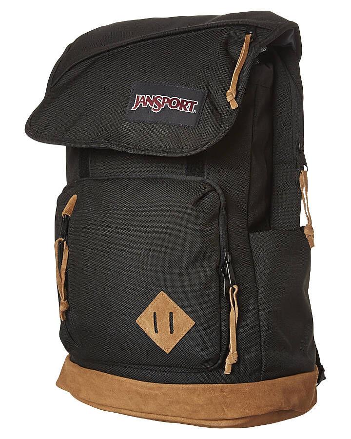 Plecaki trekkingowe JanSport Hensley Backpack Black