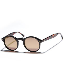 DARK CHOCOLATE TORT MENS ACCESSORIES SUNDAY SOMEWHERE SUNGLASSES - SUN122-DCT-SUNCHOC