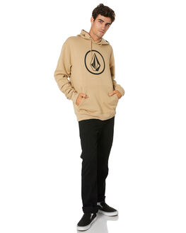 GRAVELLE MENS CLOTHING VOLCOM JUMPERS - A41316V3GRV