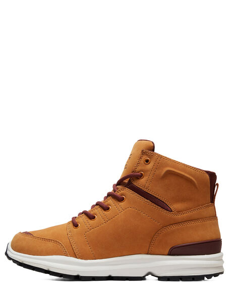 WHEAT MENS FOOTWEAR DC SHOES BOOTS - ADYB700026-WE9