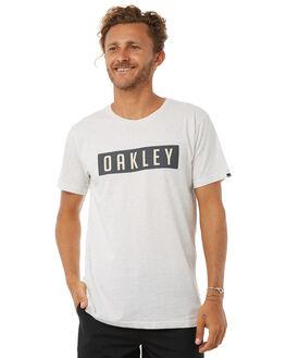 WHITE MENS CLOTHING OAKLEY TEES - 456820AU119