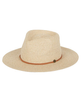 NATURAL WOMENS ACCESSORIES BILLABONG HEADWEAR - BB-6691309-NAT